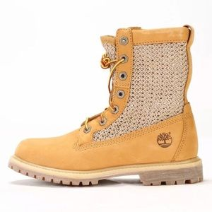 Timberland w/ Anti-Fatigue NWOT Crotchet Boots